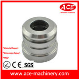 Plaque en aluminium usiné