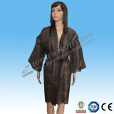 Quimono não tecido descartável colorido por Handmade