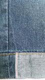 тканье 11002 джинсыов джинсовой ткани Selvedge рамиа 9.5oz