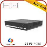 Nuevo registrador del canal 12V DVR del manual 4 del usuario de 2MP Ahd-H