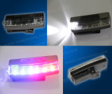 Jd-1 LED Shoulder Warning Light para Policeman (S52)