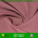 Polyester Crepe Spandex Fabric pour Fashion Garment