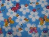 Tissu de polyester d'impression de guindineau d'Oxford 420d 600d Ripstop avec PVC/PU