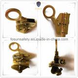 Arnés de seguridad de alta chapado en zinc para cuerda de 16 mm de cuerda