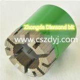 Geotechicalの調査のためのダイヤモンドの穴あけ工具