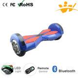 8inch que balancea la vespa eléctrica con Bluetooth y la luz del LED