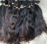 Prolonge intacte de cheveu de Vierge de cuticles normales non transformées de Remy