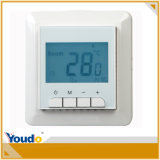 Underfloor Heating Thermostats with Modbus Function