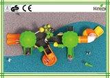 Спортивная площадка высокого вала Kaiqi зеленого напольная для малышей