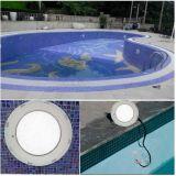 Lampe sous-marine IP68 de lumière de piscine de RVB