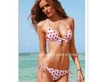 Gedruckte reizvolle heiße Form-Frauen-Bikini-Badebekleidung