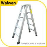 Escalera plegable de material de aluminio y escaleras domésticas Escalera, Ad-3