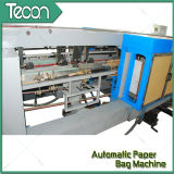 Bolso completamente automático del papel de imprenta de Flexo que hace la máquina