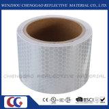 교통 안전 (C3500-OXW)를 위한 PVC 벌집 백색 사려깊은 접착 테이프