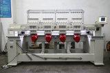 Schiffli 4のヘッドコンピュータの刺繍のミシン