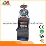 Máquina de ranuras de juego de la fruta del casino euro de Las Vegas que juega