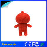 Populärer Spinne-Man Shaped USB Flash Drive mit Promotional Price