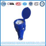 Mètre d'eau domestique en plastique de gicleur multi