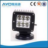 18W lámpara del carro del CREE LED