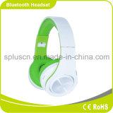 Cuffia avricolare a due piste di Bluetooth della batteria ricaricabile di V3.0+EDR