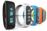 Wristband esperto colorido do bracelete de E02 Bluetooth