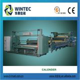 PVC-freies Blatt, das Maschinen-Kalender-Zeile bildet