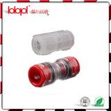 Hantangマイクロダクトカップリング、電気通信の部品、HDPEマイクロダクトカプラー14/10mm