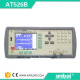 Verificador da resistência interna da bateria para a tensão da bateria e a resistência interna (AT526B)
