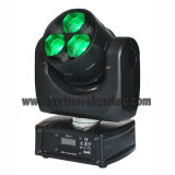 LED-Summen-bewegliches Hauptlicht 3X15W RGBW 4in1