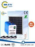Kit solare di illuminazione del mini sistema solare portatile di PV