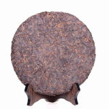 Yunnan perde o chá maduro orgânico funcional do plutônio Erh da constipação do peso e do deleite