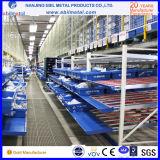 Speicher-Karton-Fluss-Racking des Lager-Q235 für Logistik/Montage-System