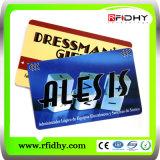 Carte de fond d'identification de l'identification Card/RFID des employés de carte de Lf/Hf/UHF RFID