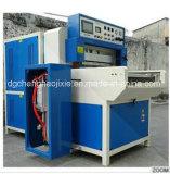 Zwei Arbeitsplatz-Hochfrequenzschweißen und Ausschnitt-Maschine für Schuhe oder Fußbekleidung-Schweißen, Cer genehmigt