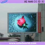 Im Freien/Innen-SMD hohe Helligkeit farbenreicher LED-Bildschirmanzeige-Panel-Bildschirm für das Bekanntmachen (P6, P8, P10, P16)
