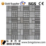 性質Stone Mosaic、Decorative WallおよびFloor TileのためのMarble Mosaic Tile