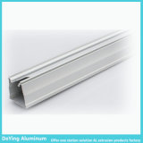 양극 처리를 가진 모양 LED 알루미늄 단면도 열 싱크