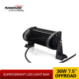 "7.5 "" 36W High Lumen Auto LED Light Bar per Offroad"