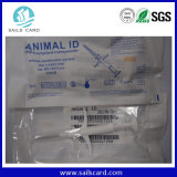 Tag do microchip do animal/animal de estimação RFID para seguir