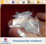 Monofilament van de Vezel van het polypropyleen voor Concrete Muur
