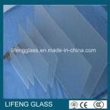 Vidro reflexivo do painel solar do ferro do calor Textured desobstruído baixo