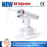 Máquina limpia profunda portable de la cáscara del oxígeno del agua del rejuvenecimiento de la piel de Ez