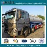 Sinotruk HOWO T5g 8X4 석유 탱크 트럭, 유조선