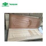 Hoja sin procesar 2440mmx1220mmx3.0m m E0 de los materiales de construcción HDF para la decoración con precio barato