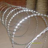 良質の安全で鋭い刃かみそりの有刺鉄線Whosale