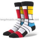 Neue Retro Mann-Socken des Entwurfs-200n
