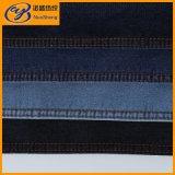 ジーンズのための模造編む綿ポリエステルスパンデックスのデニム