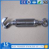 Acero inoxidable Ss304 o torniquete de Ss316 DIN1480 M16