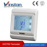Winston 접촉 스크린 기간 프로그램 보온장치 Wstr9