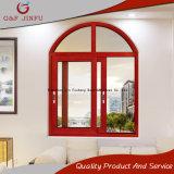 Ventana de desplazamiento de aluminio ahorro de energía de la ventana de cristal para el edificio comercial y residencial